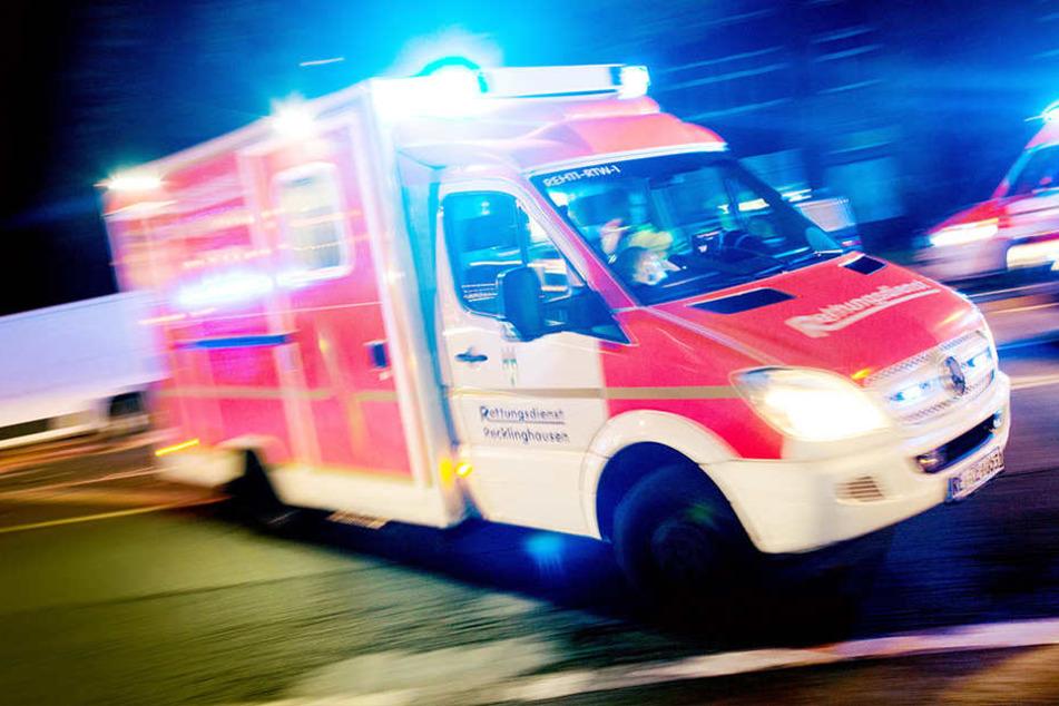 In der Oberpfalz brannte ein Spielzimmer komplett aus. Drei Kinder wurden gerettet. (Symbolbild)