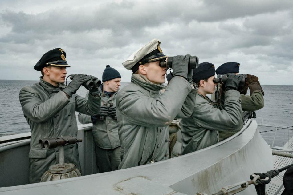 """Am 23. November startet die neue Serie """"Das Boot"""" auf Sky. (Filmszene)"""
