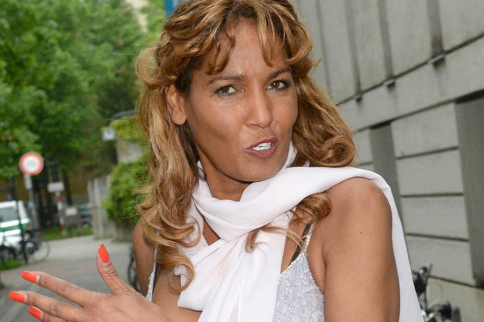 Nadja Abd el Farrag (52) ist nicht unbedingt für ihren gesunden Lebensstil bekannt.