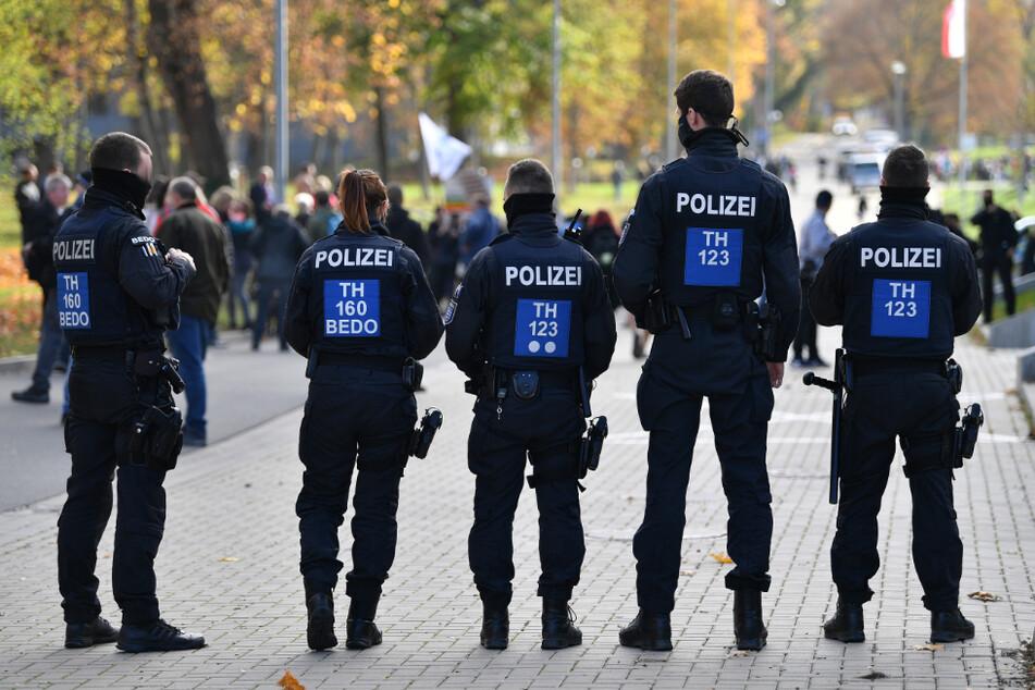 2020 war etwa jeder sechste Polizist in Thüringen langzeitkrank.