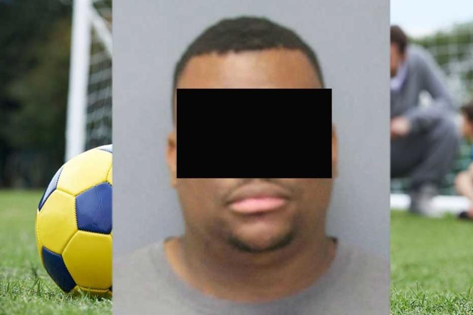 Der 30-Jährige Täter auf einem Polizeifoto.