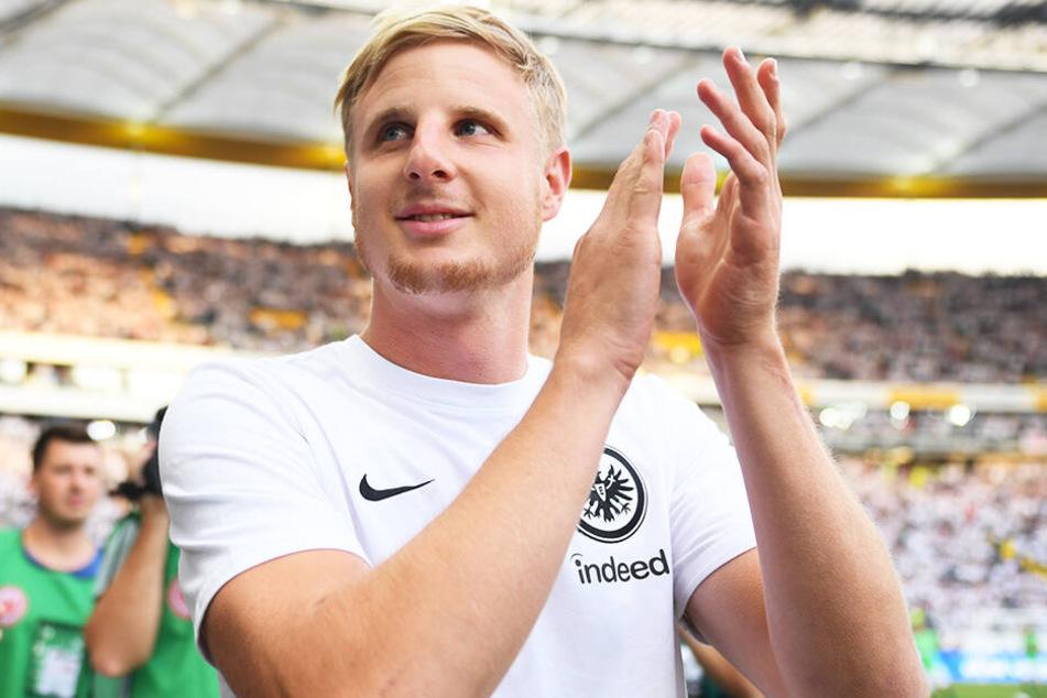 Martin Hinteregger wechselte endgültig zu Eintracht Frankfurt.