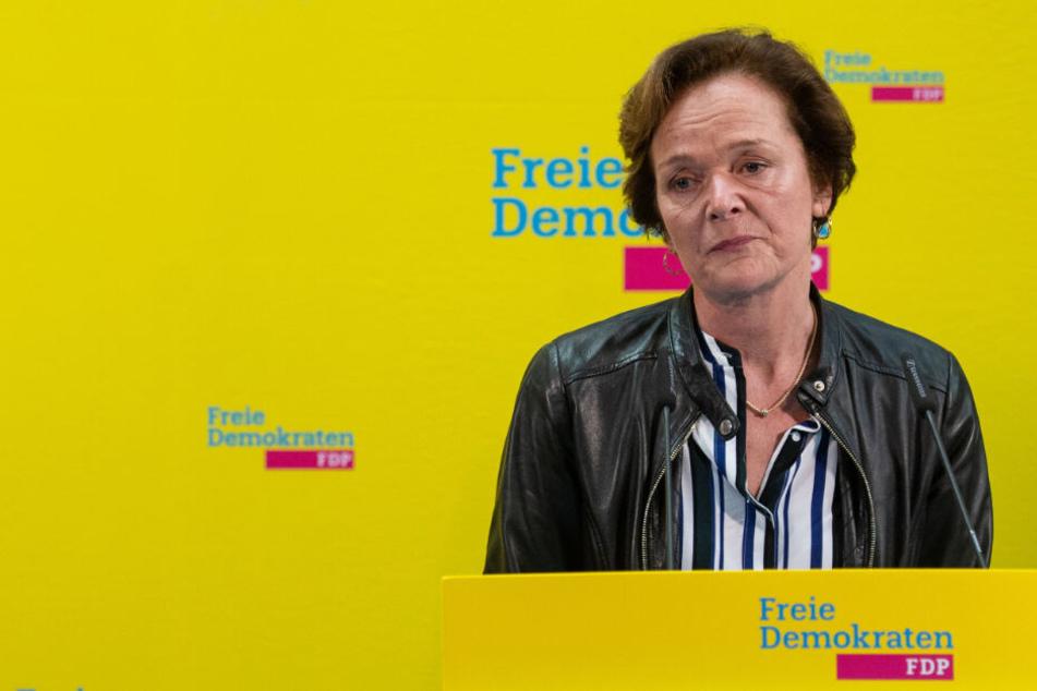 Anna von Treuenfels-Frowein hat ein Direktmandat gewonnen und wäre damit die einzige FDP-Politikerin in der neuen Bürgerschaft.