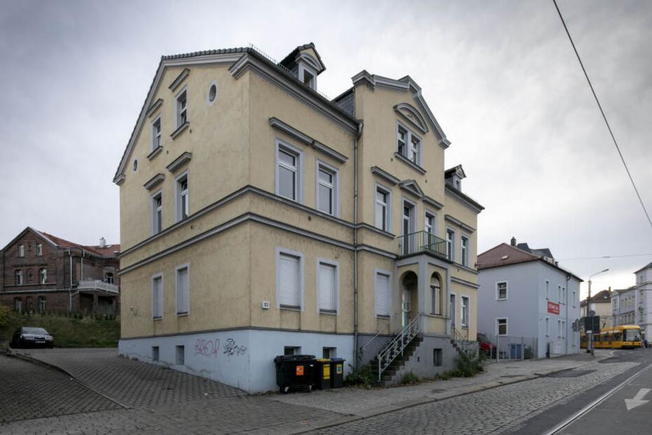 In diesem Haus betrieb Gabriela P. ein Massage-Studio.