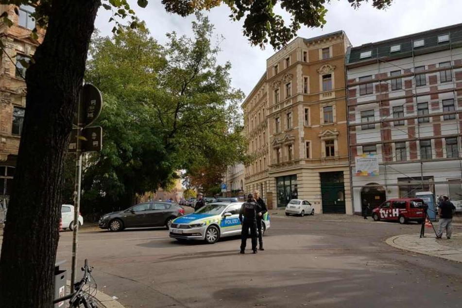 In der Nähe der Jüdischen Synagoge war es am Mittwochmittag zu einer Schießerei gekommen.