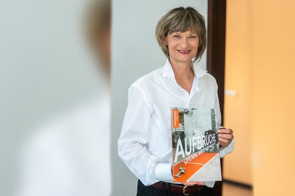 Buch kommt raus: So bewirbt sich Chemnitz als Kulturhauptstadt