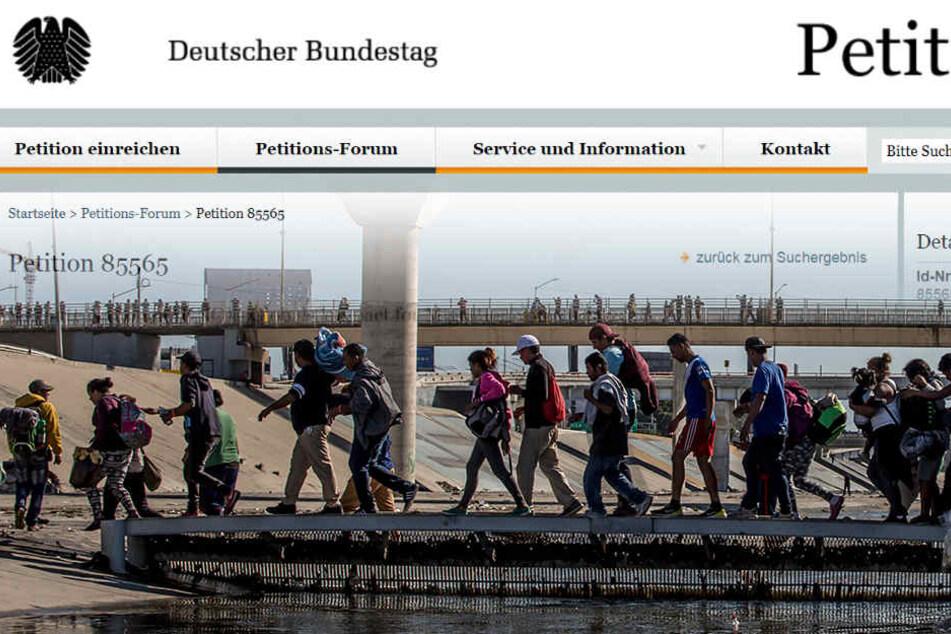 Immer mehr unterzeichnen Petition gegen UN-Migrationspakt
