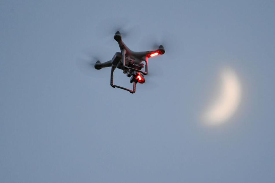 Innerhalb eines Jahres stieg die Zahl der Drohnen-Zwischenfälle um rund 80 Prozent.