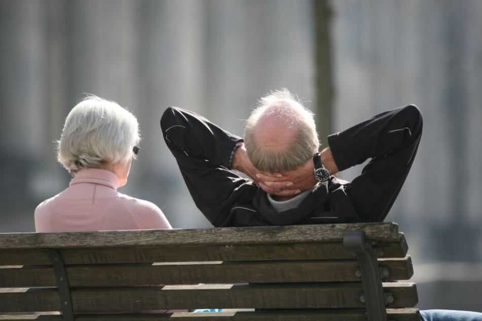 Der Anteil an Senioren in Chemnitz wächst.
