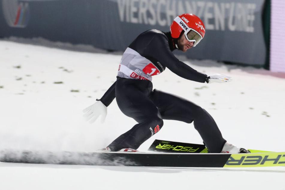 Skisprung-Weltmeister Eisenbichler fällt auch für Heim-Weltcup aus!