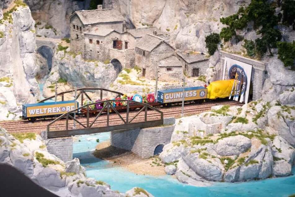 """Mit dem Anschluss des neuen Abschnitts """"Monaco und Provence"""" wird die Anlage noch einmal um 315 Meter erweitert."""