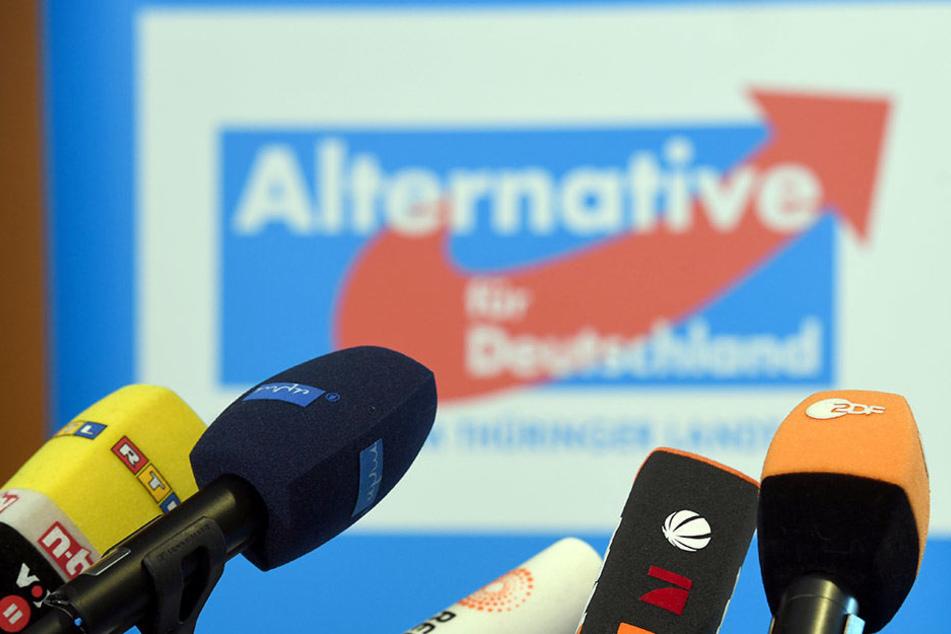 Während einer Bezirksverordnetenversammlung der AfD outete sich Nico Wittmann als transsexuell. (Symbolbild)