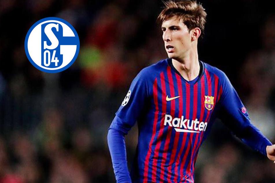 Barca-Verteidiger zu Schalke? U19-Europameister als Mendyl-Nachfolger im Visier