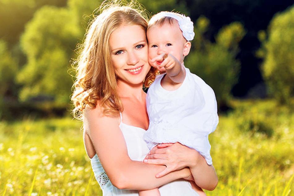 Schon an Mami gedacht? Immer am zweiten Sonntag im Mai freuen sich  Mütter über kleine Aufmerksamkeiten zum Muttertag.