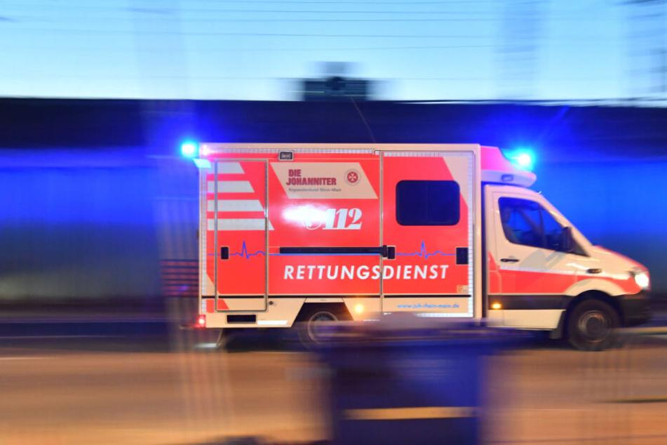 Messerattacke in Wiesbaden: Mann (55) schwebt in Lebensgefahr
