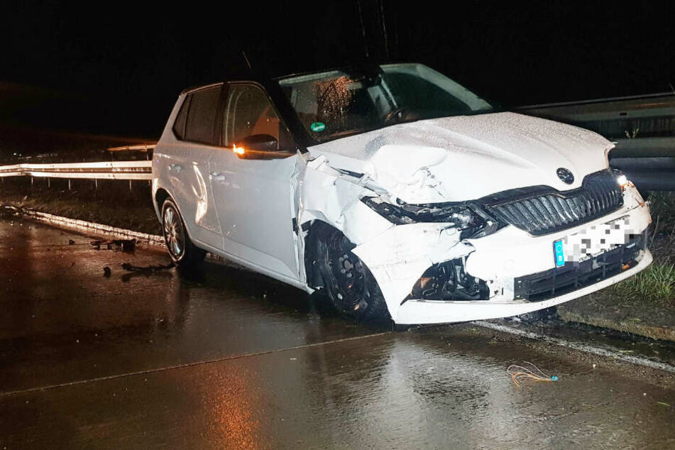 Auf der Autobahn 93 bei Pentling in Bayern ist es zu einem Verkehrsunfall gekommen.