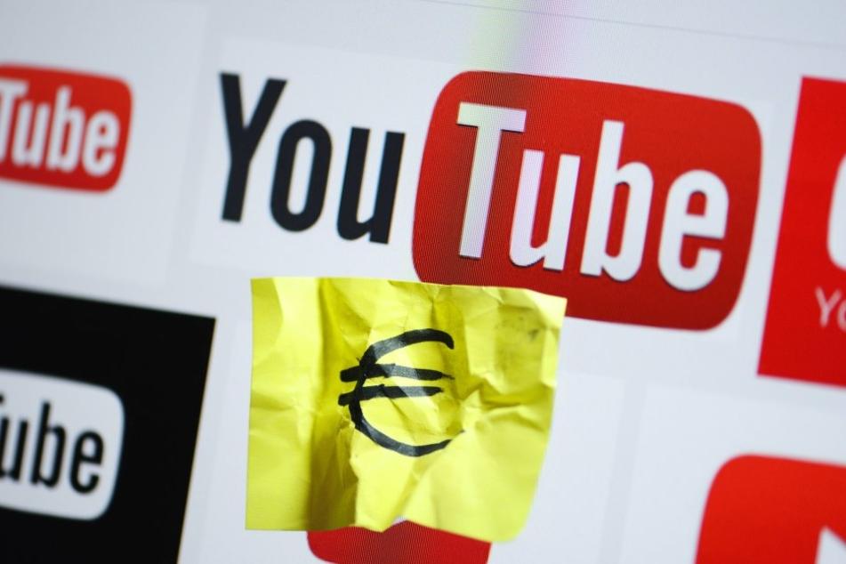 Das hätte auch nach hinten losgehen können: Ein 12-Jähriger kaufte für 100.000 Euro unbemerkt Anzeigen bei Youtube (Symbolbild).
