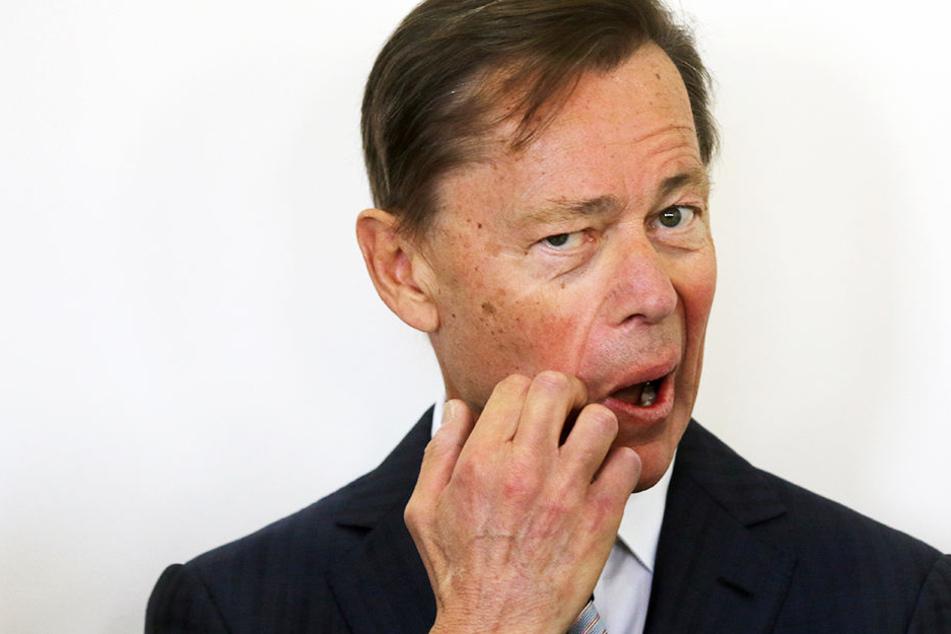 Tiefer Fall: Vom Topmanager mit Millionen-Gehalt zum Verurteilten im offenen Vollzug.