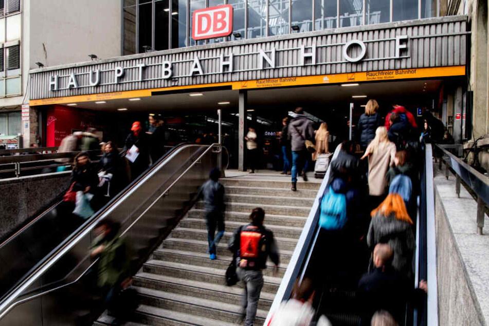 Am Hauptbahnhof München trafen die beiden Männer wieder aufeinander. (Symbolbild)