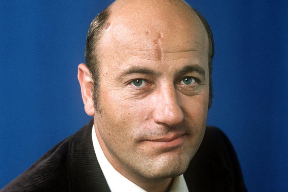 Schauspieler Manfred Krug verließ 1977 die DDR.