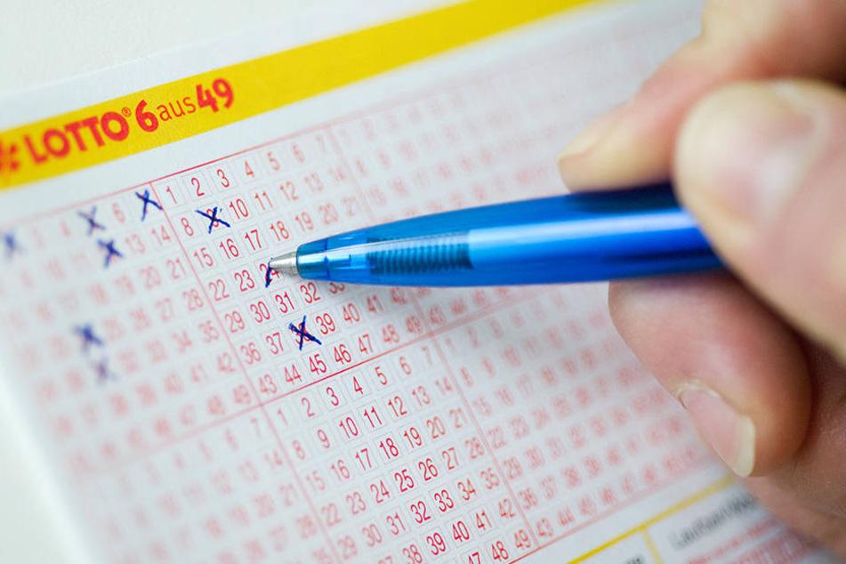 Seit Jahresbeginn haben die Sachsen beim Lotto-Tippen schon so richtig abgeräumt.