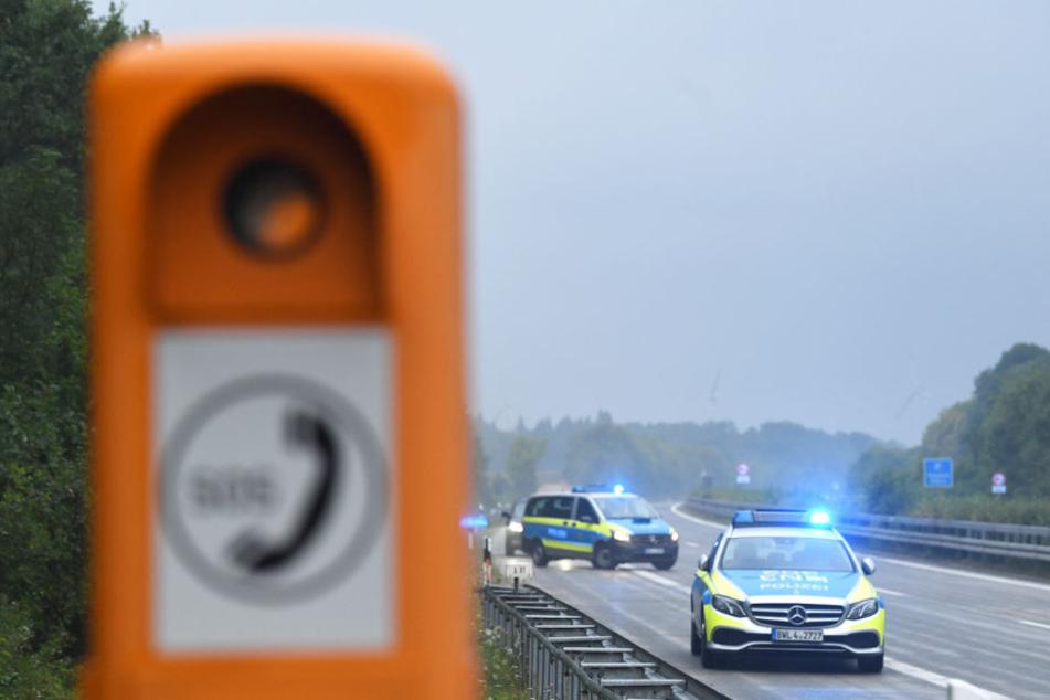 Auf der Autobahn 24 zwischen Hamburg und Berlin gab es am Donnerstag mehrere schwere Unfälle (Symbolbild).