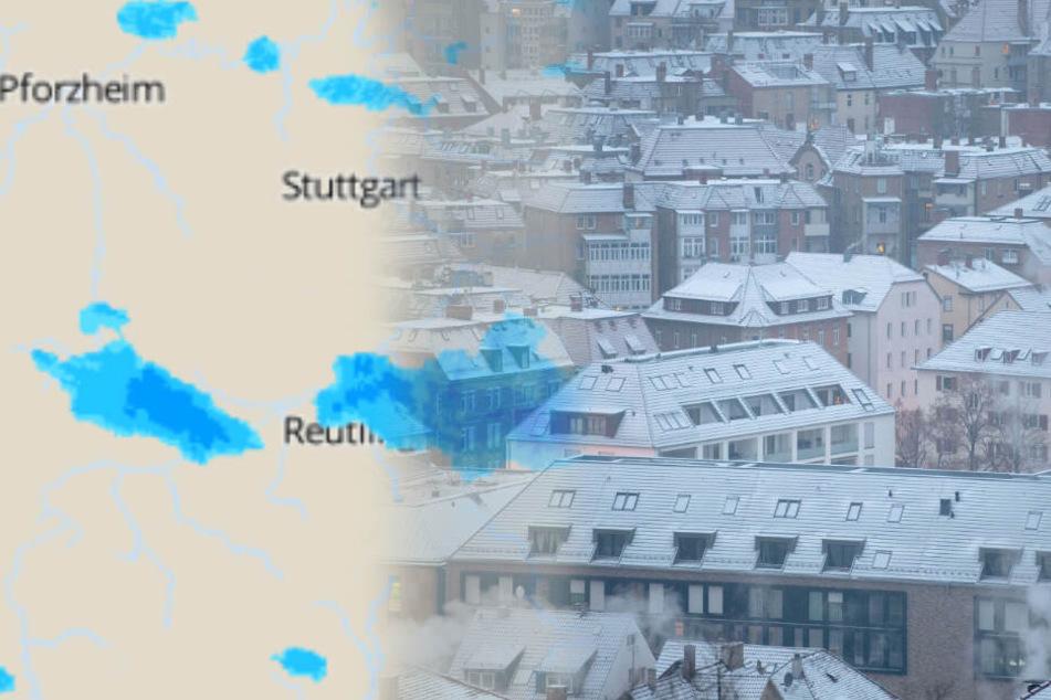 Viel Regen und sogar Schnee: So wird das Wetter am Wochenende