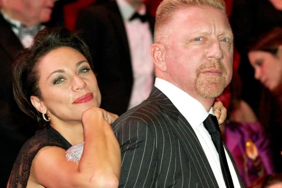 Ein Bild aus glücklichen Zeiten 2013: Lilly Becker und Boris.