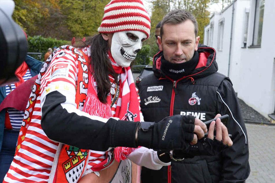 André Pawlak ist derzeit Interimstrainer des 1. FC Köln.