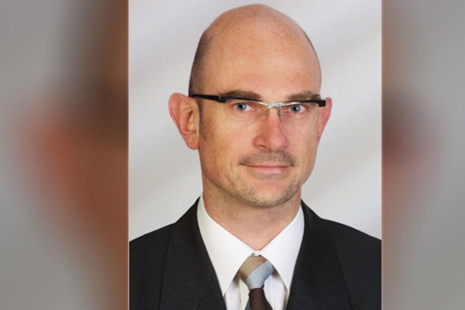 Studienleiter der Arbeitsgruppe Suchtforschung: Professor Ulrich Zimmermann (53).