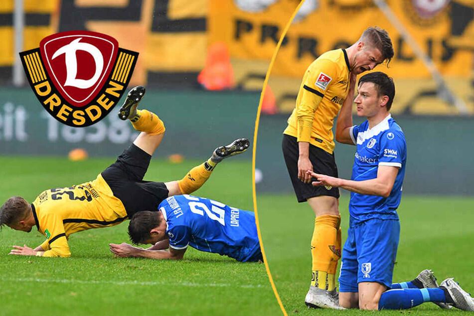 "Dynamo-Ösi Möschl garantiert: ""Wir steigen definitiv nicht ab!"""
