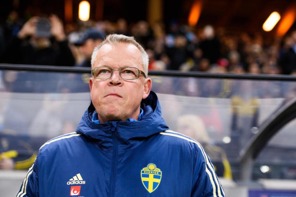 Schwedens Nationalcoach Janne Andersson hatte Emil Forsberg gegen Rumänien nach 70 Minuten ausgewechselt, was für den Leipziger unverständlich erschien.