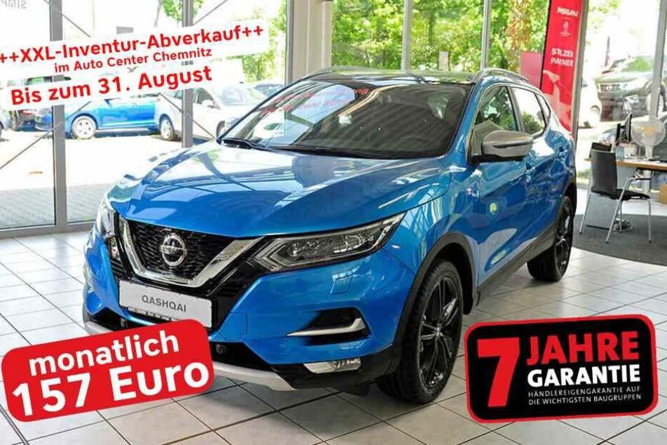 Nur bis 31. August bekommt Ihr dieses Auto für monatlich nur 157 Euro