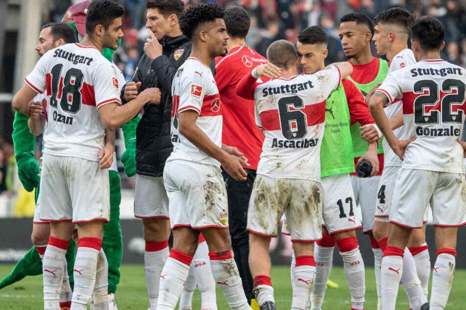 Der VfB Stuttgart spielte am 26. Spieltag in der Mercedes-Benz Arena 1:1 Unentschieden gegen die TSG 1899 Hoffenheim.