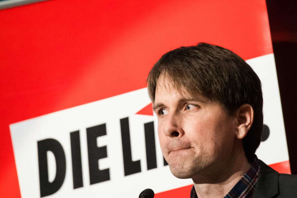 Der Landesvorsitzende Jan Schalauske bewirbt sich erneut für seinen Posten.