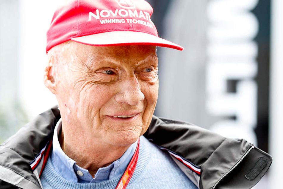 Niki Lauda wird wieder ein normales Leben führen und auch zu Formel-1-Rennen reisen können.