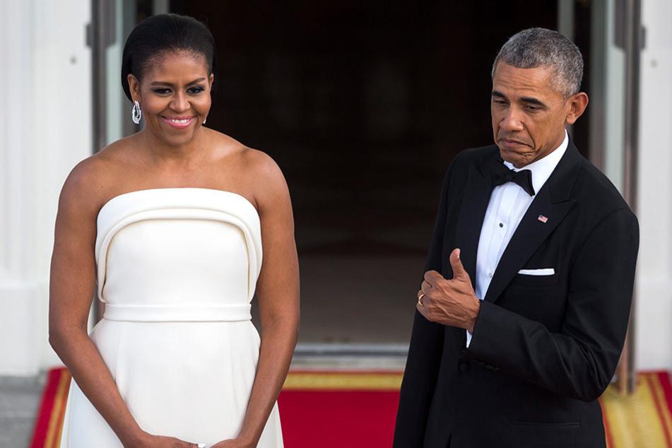 Barack und Michelle Obama verfassen traditionell nach dem Ausscheiden aus dem Amt als Präsident ihre Memoiren.