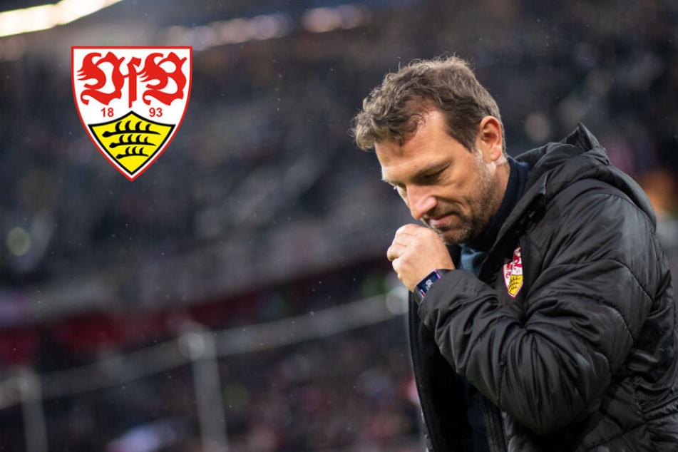 Trotz katastrophaler Ergebnisse: Markus Weinzierl bleibt Trainer des VfB Stuttgart!