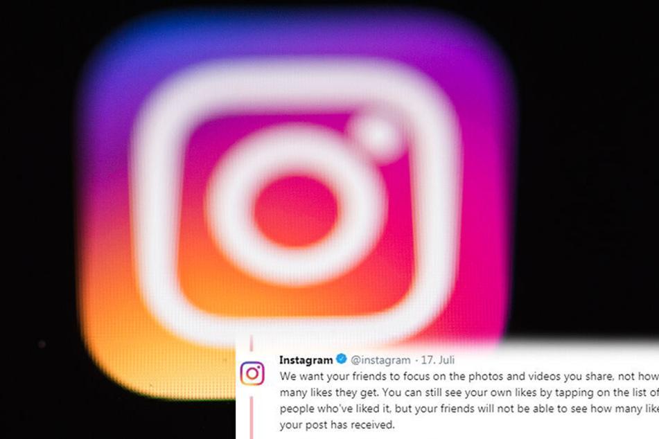 Jetzt offiziell: Instagram schafft die Likes ab