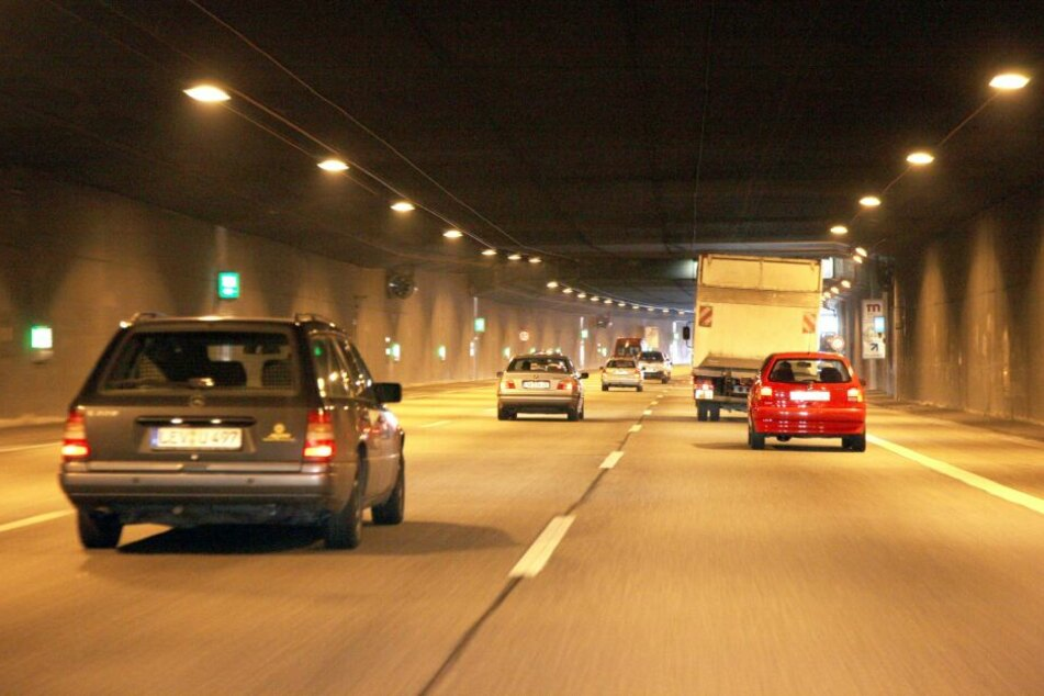 Achtung, dieses Wochenende werden zwei A46-Tunnel in Düsseldorf gesperrt