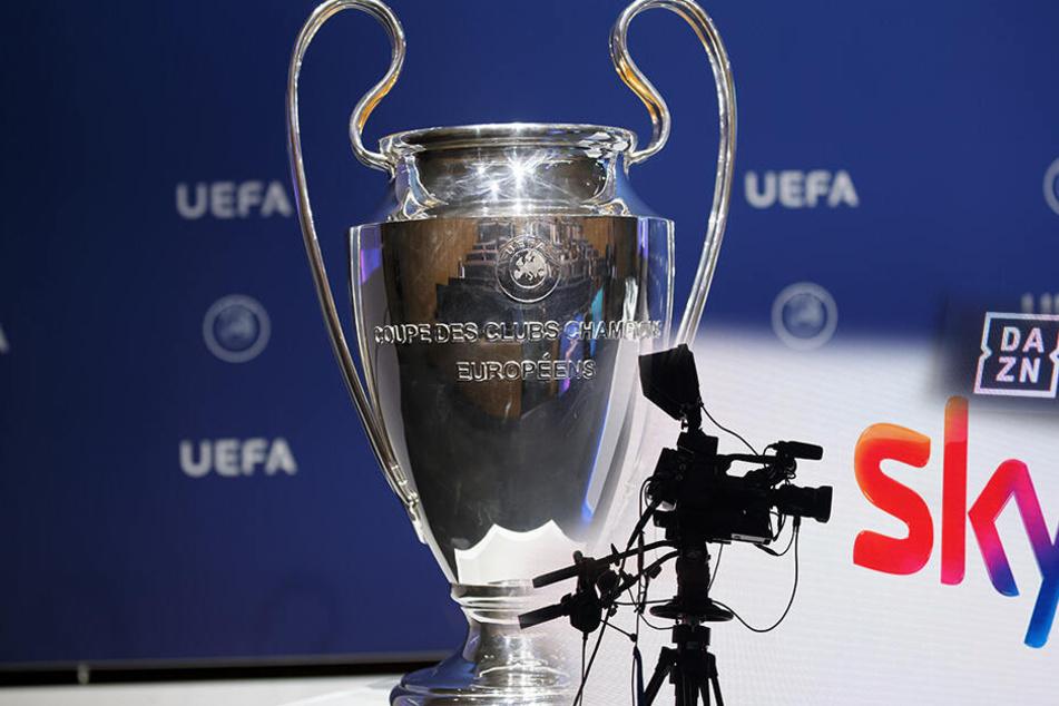 Endlich wieder UEFA Champions League: Wo seht Ihr welches Spiel live?