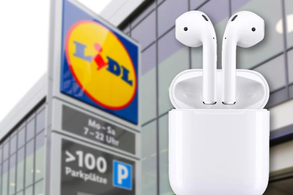 Überraschung bei Lidl! Ab Donnerstag (26.11.) gibt's die Apple AirPods