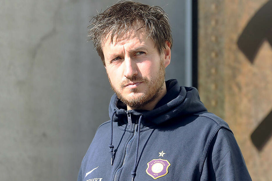 Auch FCE-Coach Hannes Drews kann erst maldurchatmen, ehe er in der zweiten Wochenhälftewieder Gas gibt.