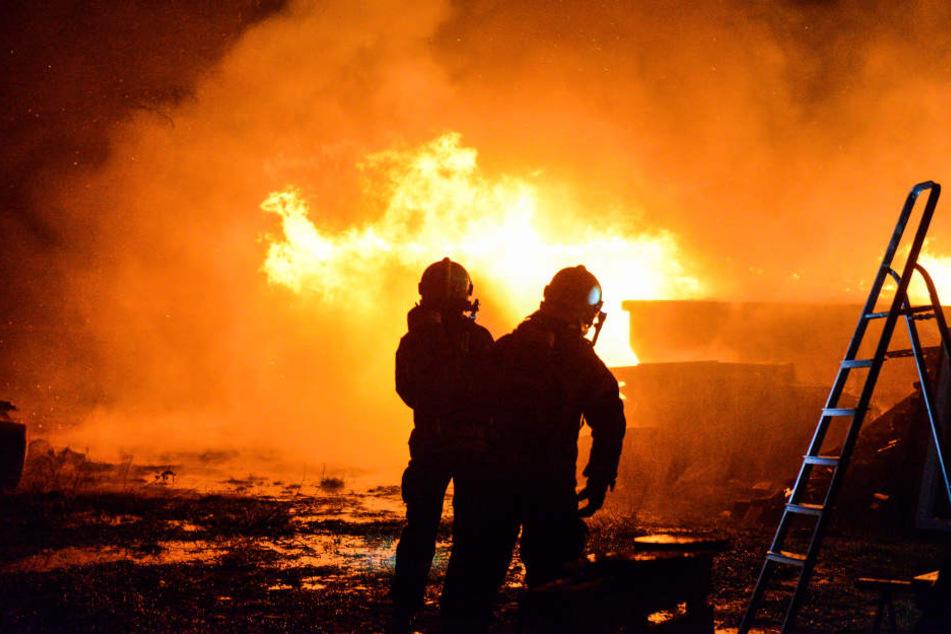 Die Brandursache ist noch ungeklärt. (Symbolbild)