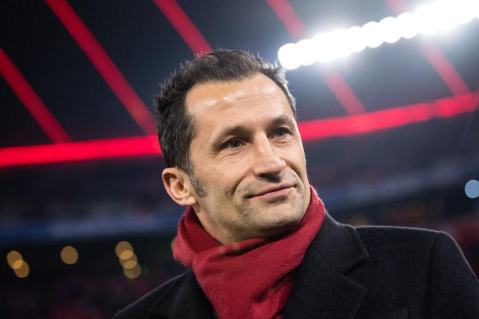 Hasan Salihamidzic, Sportdirektor vom FC Bayern.