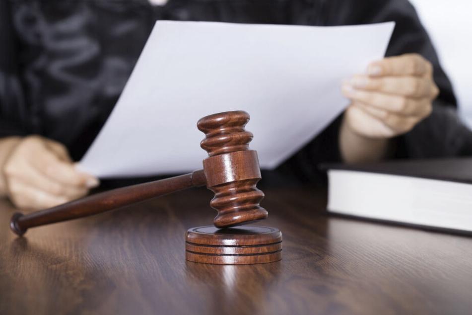 Die Richterin berücksichtigte den langen Tatzeitraum (Symbolbild).