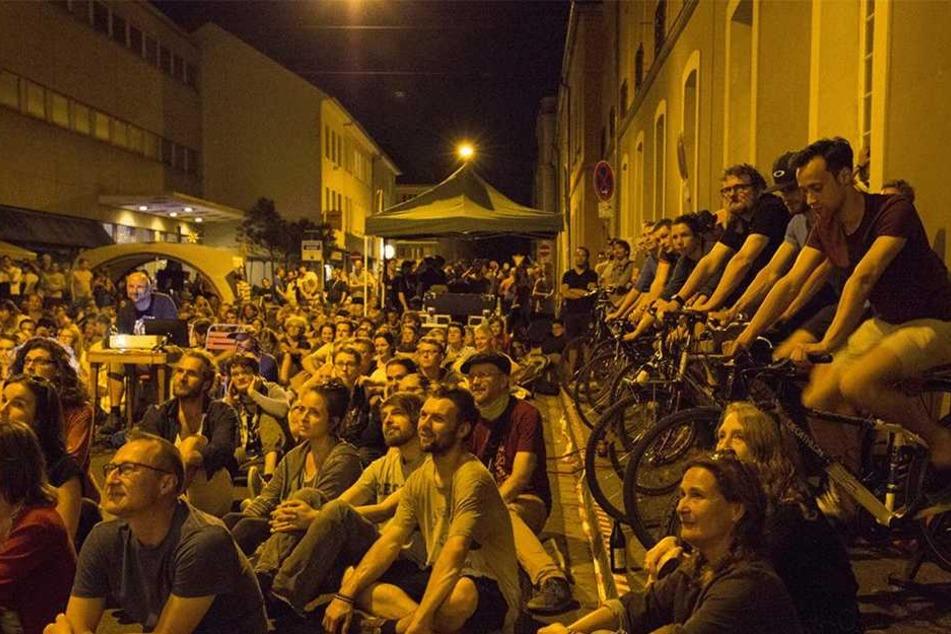 Chemnitz: Mobiles Fahrradkino für Chemnitz: Was hat es damit auf sich?
