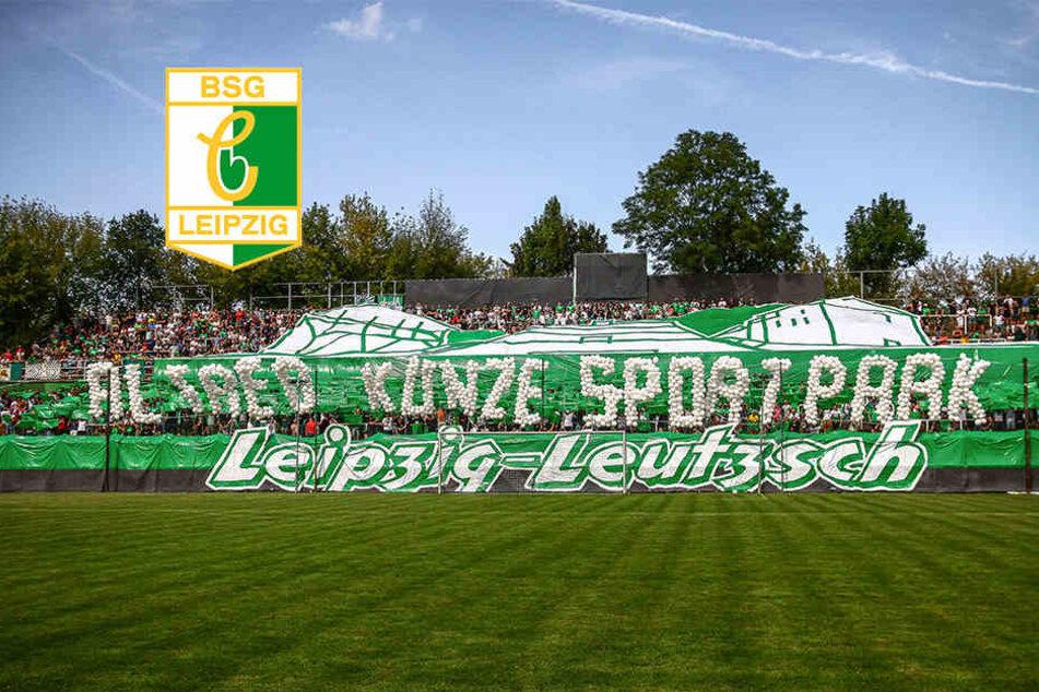 Aus diesem Grund bittet Chemie Leipzig die Fans um Geld
