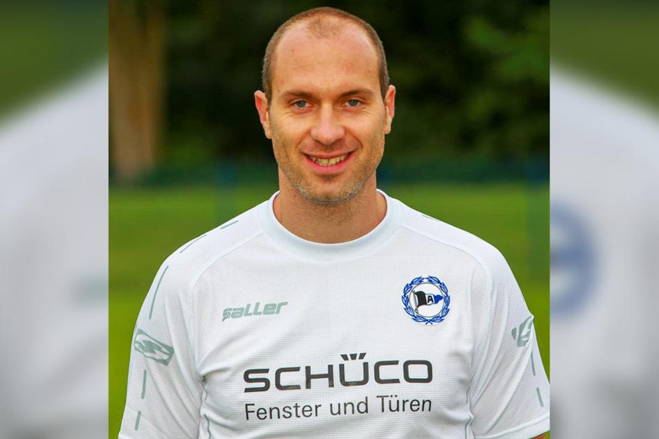 DSC-Coach Daniel Scherning will, dass sein Team gegen den SC Paderborn alles gibt.