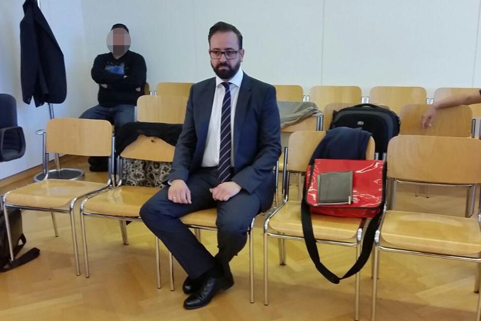 Justizminister Sebastian Gemkow sollte am Montag im Prozess um einen Anschlag auf seine Wohnung als Zeuge aussagen.